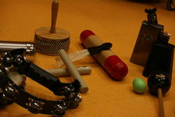 percussions accessoires