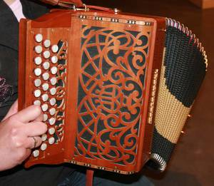 Cours d'accordéon diatonique