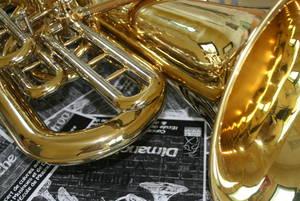 Cours de tuba
