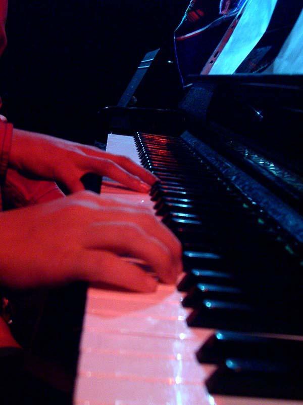 Cours de piano d'accompagnement