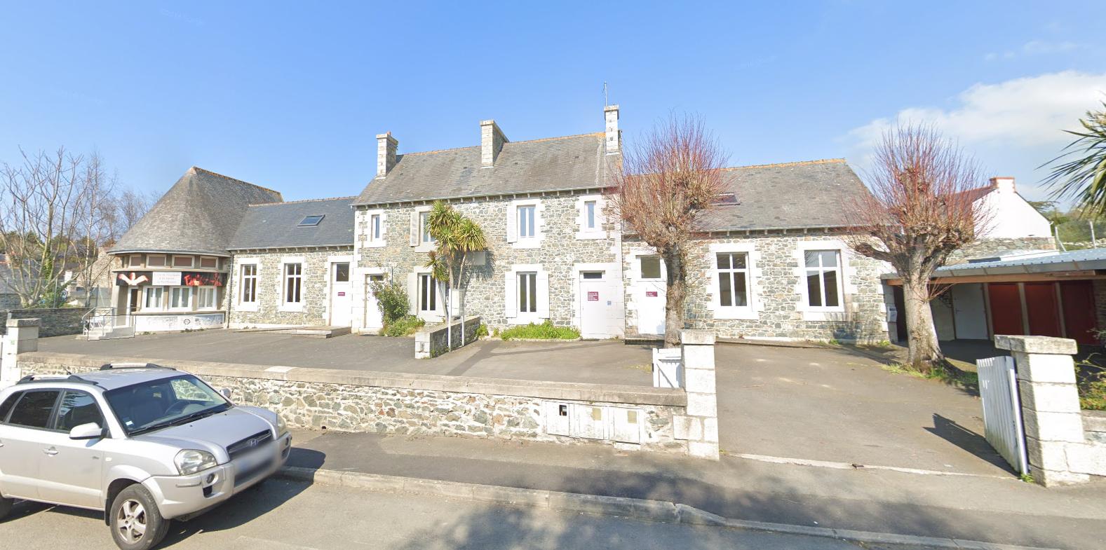 Le site de Pléneuf-Val-André Ancienne école de Dahouët